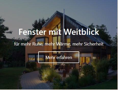 Fenster in Rheine vom Tischler