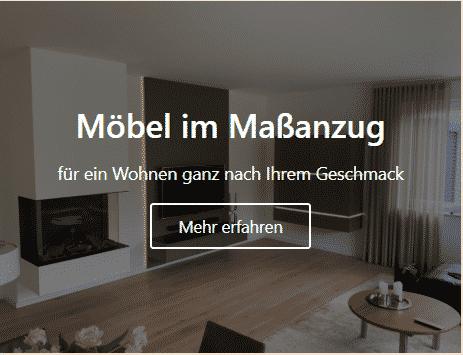 Möbelbau nach Maß in Nordhorn vom professionellen Tischler